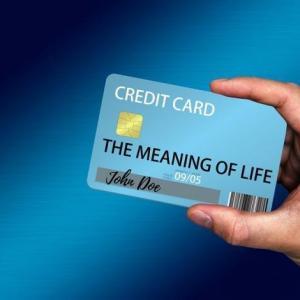 Gravador de cartao de credito